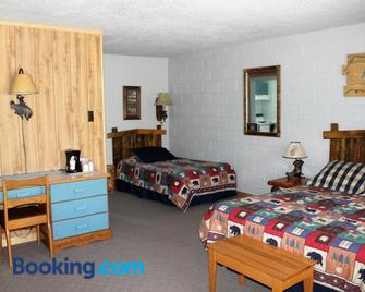 Rocky Mountain Lodge - Dubois - Schlafzimmer