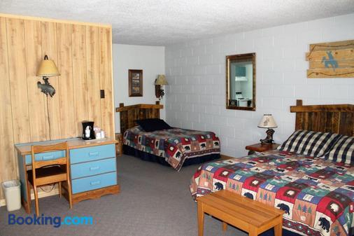 Rocky Mountain Lodge - DuBois - Bedroom