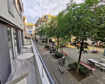 Green Marmot Capsule Hotel Zurich - Zurich - Outdoor view