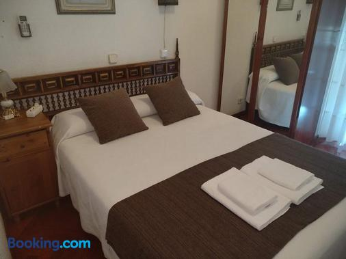 Hostal Esmeralda - Madrid - Bedroom
