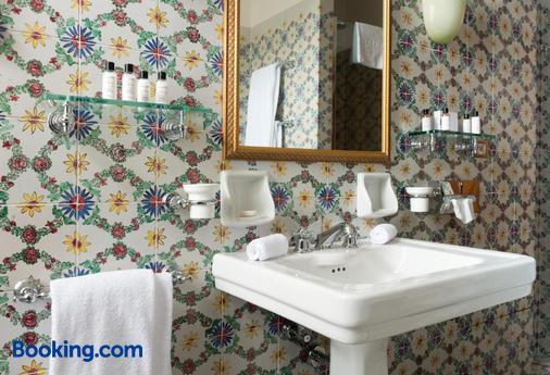 Hotel Villa Cipriani - Asolo - Bathroom