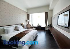 Yuh Tong Hotel - Chiayi City - Bedroom