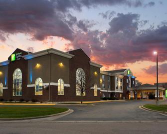 Holiday Inn Express & Suites Brookings - Brookings - Edificio