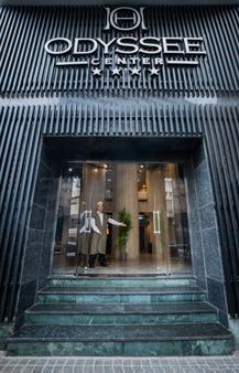 Odyssee Center Hotel - Casablanca - Building