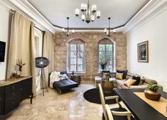賈發 60 - 強納森連鎖飯店 - 耶路撒冷 - 客廳