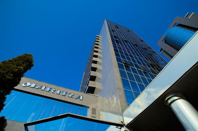 Maritza Hotel - Plovdiv - Building