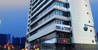 Guangzhou Easun Guotai Hotel - Kanton - Rakennus