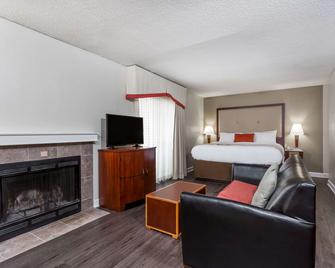Hawthorn Suites by Wyndham North Charleston SC - North Charleston - Slaapkamer