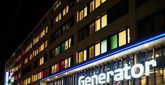 Generator Copenhagen - Copenaghen - Edificio