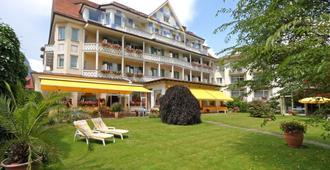 Wittelsbacher Hof Swiss Quality Hotel - Garmisch-Partenkirchen - Rakennus