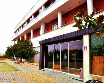 Hotel Lusitania - Guarda - Building