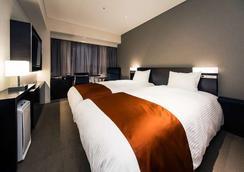 銀座大和roynet飯店 - 東京 - 臥室