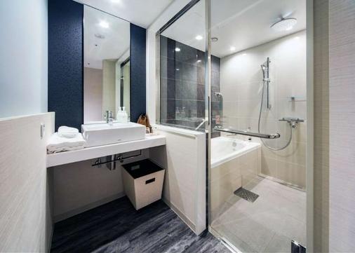 銀座大和roynet飯店 - 東京 - 浴室