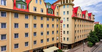 Leonardo Hotel Budapest - Budapest - Byggnad