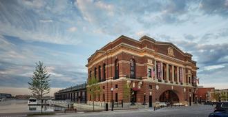 Sagamore Pendry Baltimore - Baltimore - Bygning