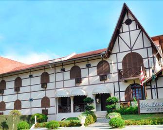 Hotel Steinhausen Colonial - Blumenau - Edificio