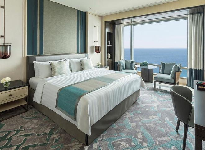 科倫坡香格里拉大酒店 - 可倫坡 - 臥室