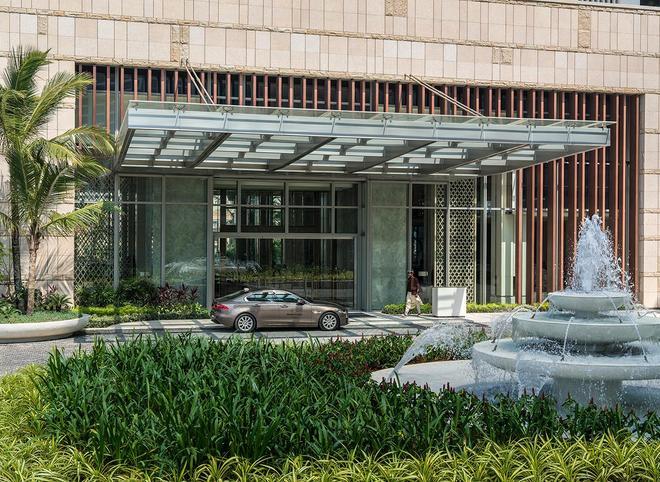 科倫坡香格里拉大酒店 - 可倫坡 - 建築