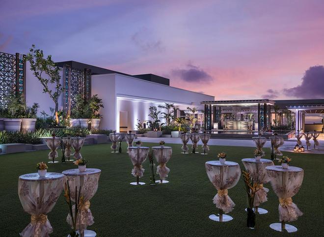 科倫坡香格里拉大酒店 - 可倫坡 - 宴會廳
