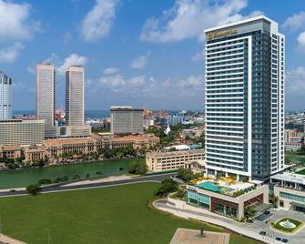 Shangri-La Hotel, Colombo - Colombo - Edificio