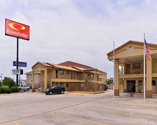 Econo Lodge - Killeen - Building