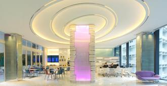 iclub Sheung Wan Hotel - Hong Kong - לובי