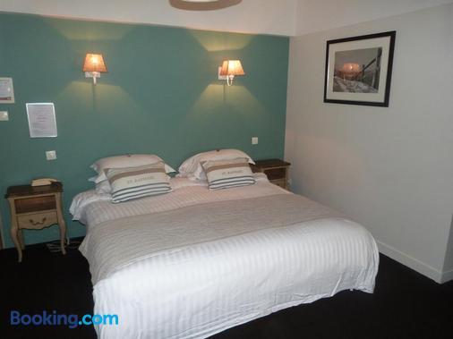 Hôtel Les Embruns - Le Touquet - Bedroom