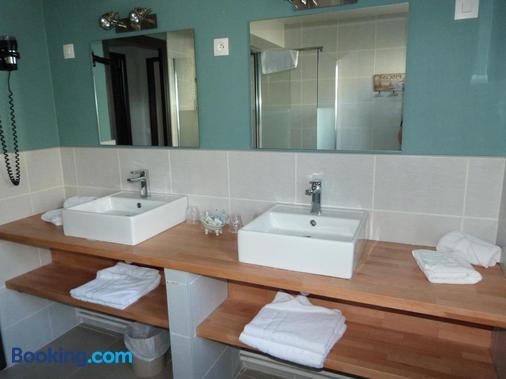Hôtel Les Embruns - Le Touquet - Bathroom