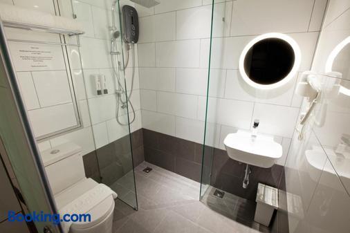 Gold3 Boutique Hotel - Κουάλα Λουμπούρ - Μπάνιο
