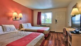 Motel 6 Sacramento South - Сакраменто - Спальня