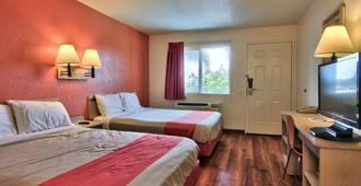 Motel 6 Sacramento South - סקרמנטו - חדר שינה