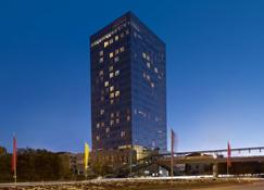 Marriott Executive Apartments Atyrau - Atyrau - Toà nhà