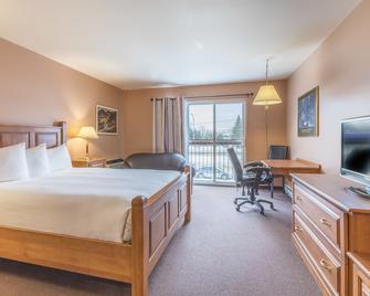 Hotel Baie-Saint-Paul - Baie-Saint-Paul - Bedroom