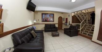 Qosqowasi Hotel - Cusco - Sala de estar