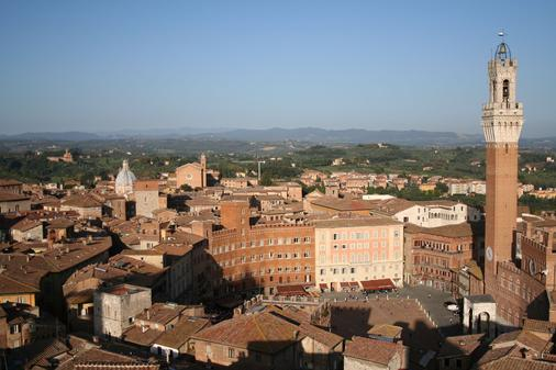 Centrale - Siena - Outdoors view