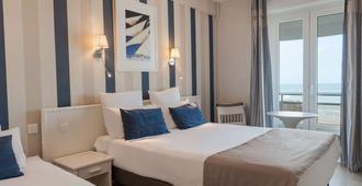 The Originals Boutique, Hôtel Miramar, Royan (Inter-Hotel) - רויאן - חדר שינה