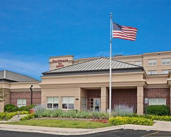 Residence Inn by Marriott Chicago Naperville/Warrenville - Warrenville - Gebouw