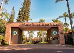 Hotel Pousada do Bosque - Punta Porá - Edificio