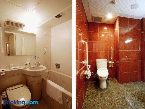吳竹濱松西間酒店 - 濱松 - 濱松市 - 浴室