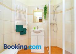 Pension Karolína - Špindlerův Mlýn - Phòng tắm