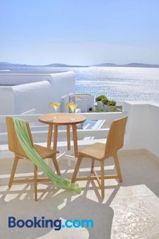 Anax Resort & Spa - Mykonos - Balcony