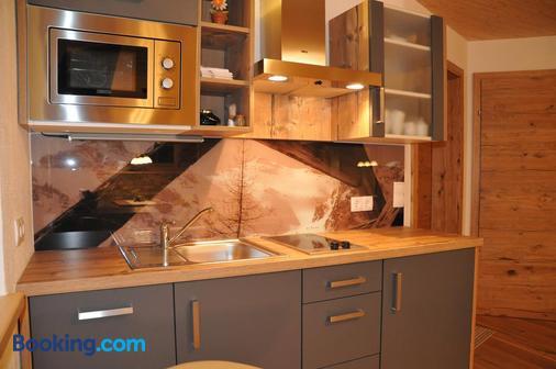 Romantikappartement Petz - Donnersbachwald - Kitchen