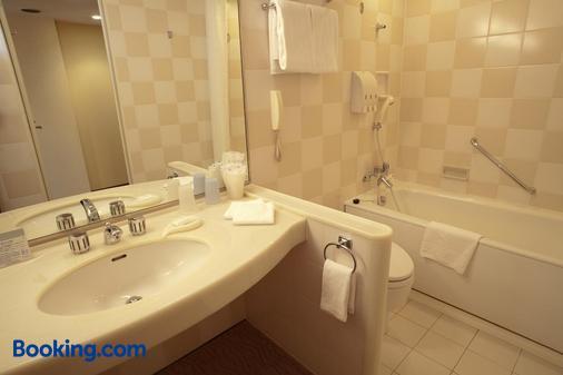 Tokyo Dome Hotel - Tokyo - Bathroom