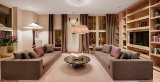 Boutique Hotel Wellenberg - ציריך - סלון