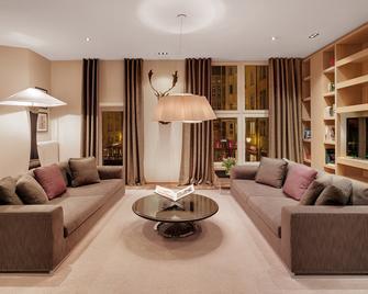 Boutique Hotel Wellenberg - Zurich - Living room