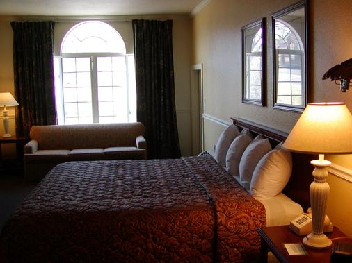 Carriage House Inn - Branson - Bedroom