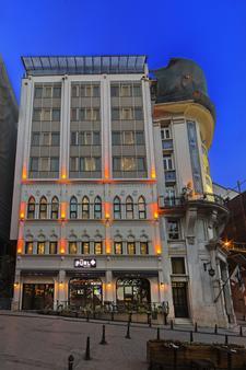 The Purl Boutique Hotel - Κωνσταντινούπολη - Κτίριο