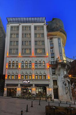 The Purl Boutique Hotel - Istanbul - Building