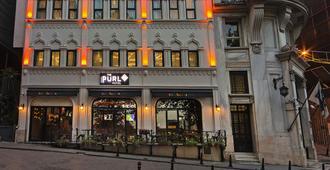 普爾里酒店 - 伊斯坦堡 - 伊斯坦堡 - 建築