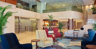 Mitsui Garden Hotel Kumamoto - Kumamoto - Resepsjon
